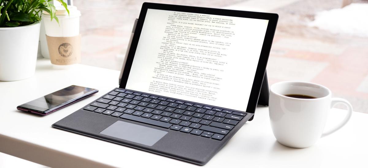 Windows 10 egokiagoak izango dira tabletan.  Microsoft-ek sistemaren interfazea hobetzen ari da
