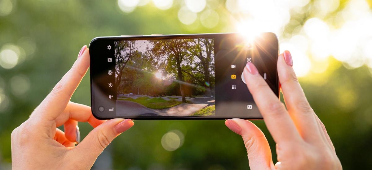 Argiak ... kamera aktibatuta ... ekintza!  Motorola One Action - PLN 1099 telefonoaren berrikuspena ezohiko kamerarekin