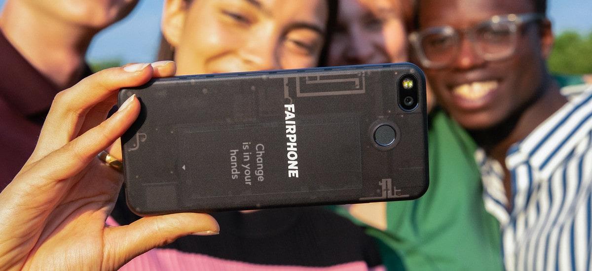 Hau Fairphone da 3 - etika bideratutako smartphone bat