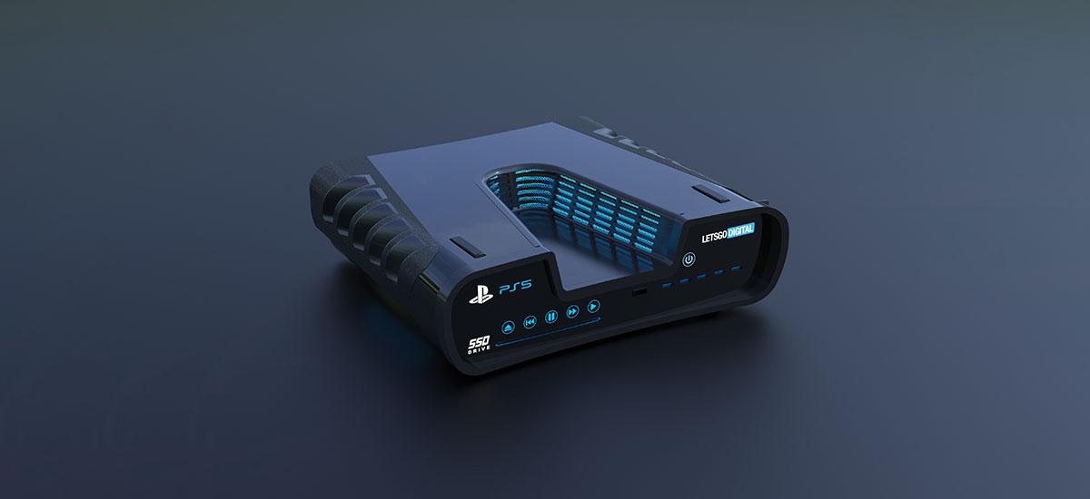 Hori da PlayStation-en itxura 5 - Patenteen zirriborroak errendimendu errealista bihurtu dira