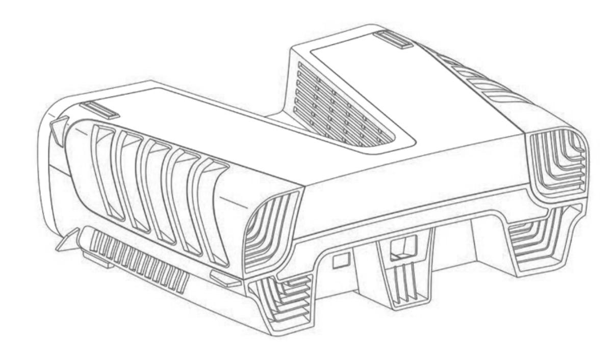 Sony-k gailu berri baten diseinua patentatu zuen.  Askok uste dute PlayStation kontsolaren diseinua aztertzen ari garela 5
