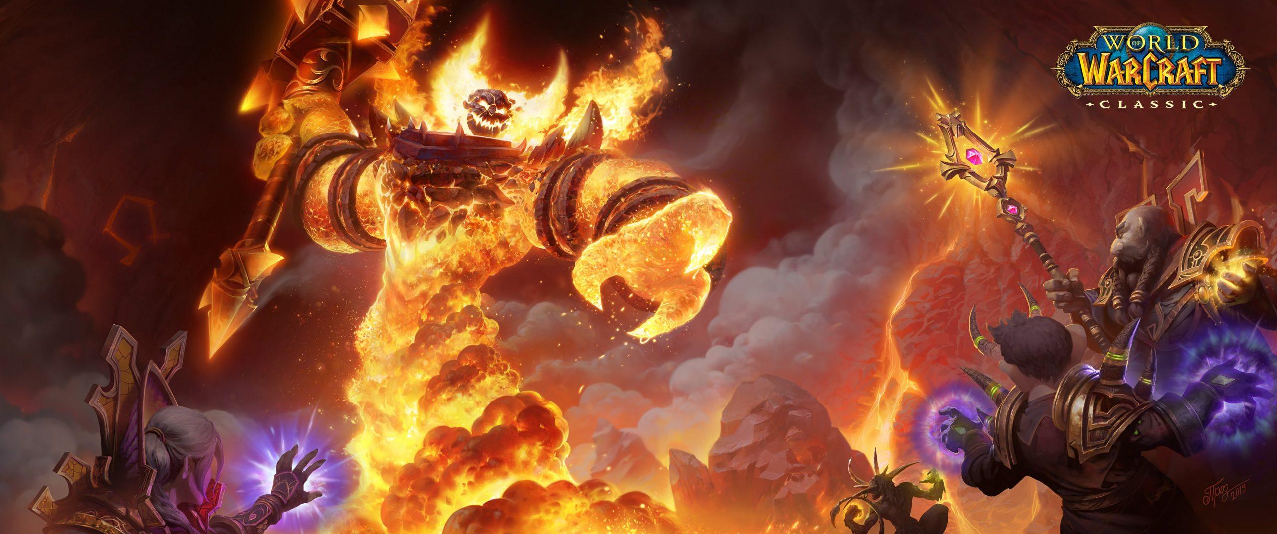 World of Warcraft filma estreinatu baino astebete lehenago: joko garatzaileekin hitz egiten ari gara