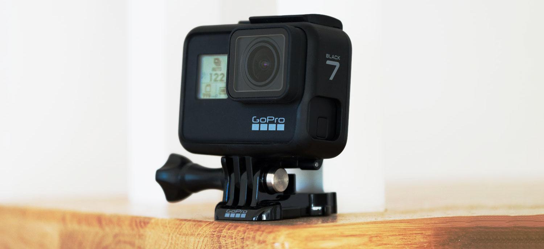 GoPro Hero dator 8.  4K 120 fps-ra eta irudiaren kalitate hobea