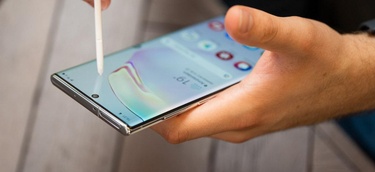 Samsung Galaxy 10 oharra eta 10 oharra orain ofizialki.  Hona hemen zehaztapenak eta Poloniako prezioak