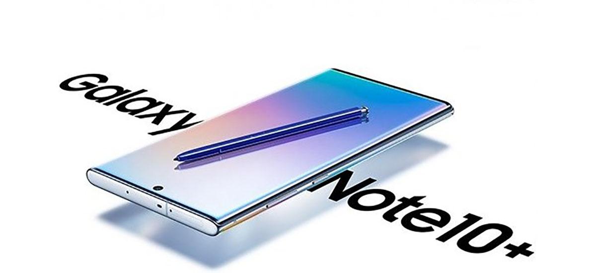 Munduko hamaiketakoa garestiena.  Samsung Galaxy 10. oharra bideoan harrapatuta