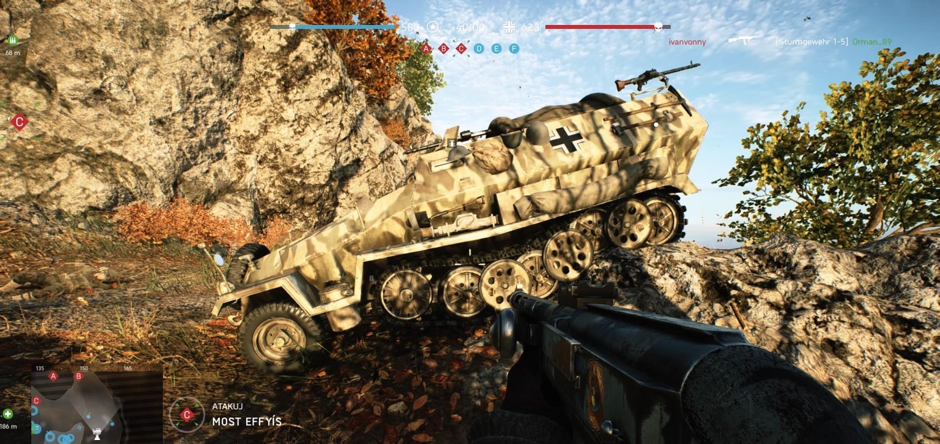 Marita Battlefield V.-rako mapa berria da. Ez nuke hori sufritu behar, baina jokoko bigarren arena da