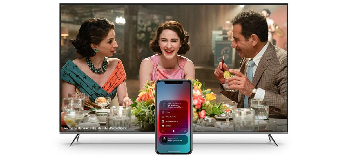 LG eta Sony, ikasi.  Vizio AirPlay aurkeztea besterik ez dago 2 eta HomeKita telebistarako duela hiru urte