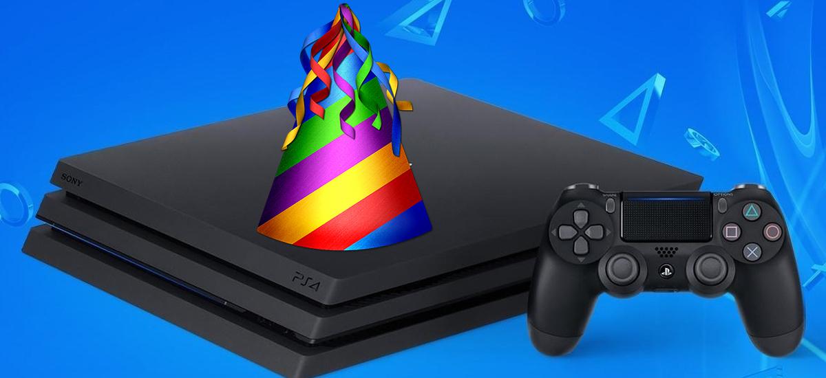 100 milioi PlayStation saldu ziren mundu osoan 4!  Kontsolaren aurkari nagusia dela ... PS2