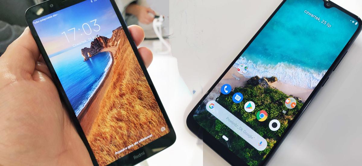 Xiaomi Mi A3 eta Redmi 7A dagoeneko eros daitezke Poloniako banaketan.  Haien prezio ofizialak ezagutzen ditugu