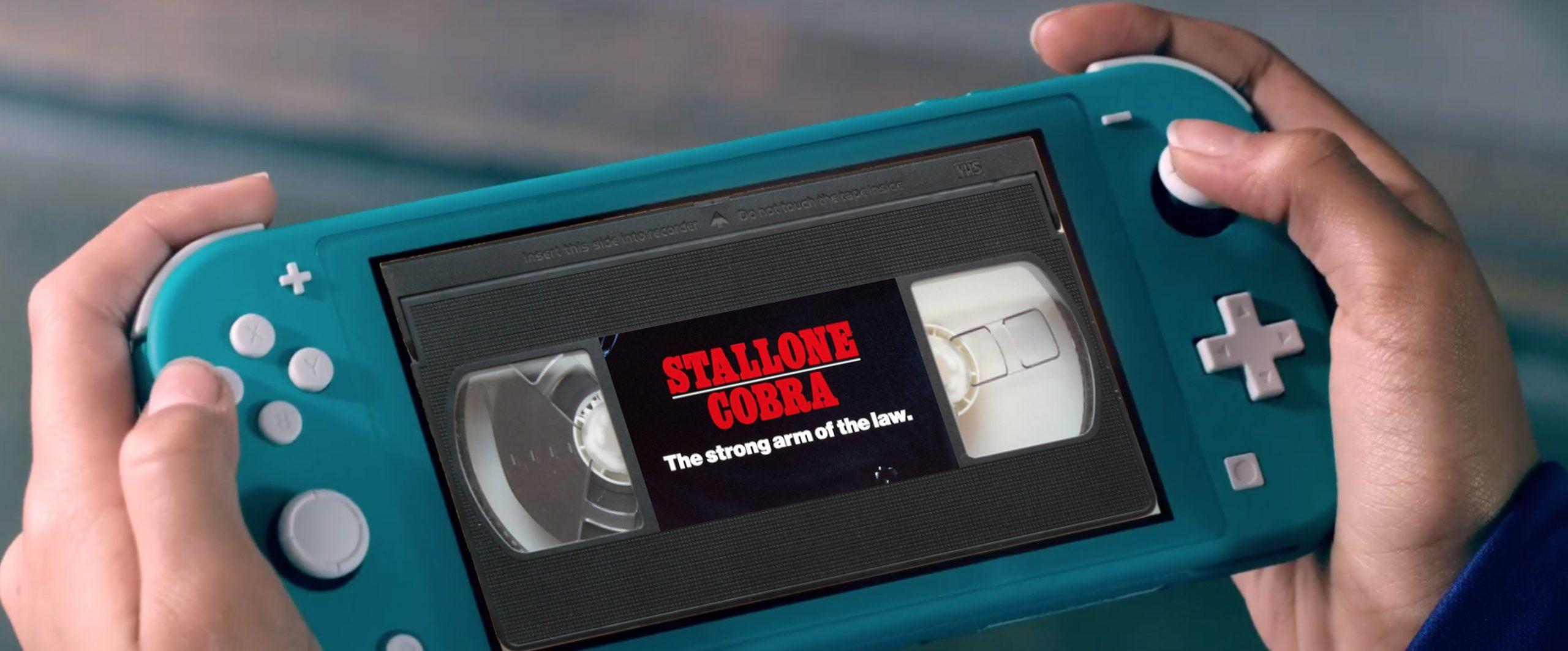 Switch jolas ikonikoak berridazten ditut VHS kasete bat bezala.  Baina ez dut gauza bera nahi PlayStationen 5