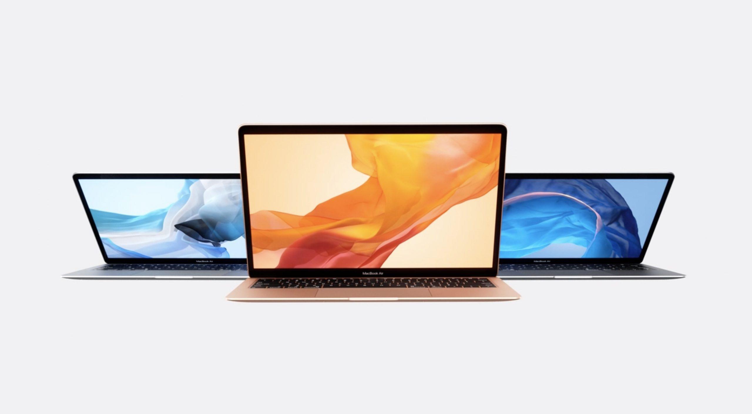 MacBook Air berriak bere aurrekoa baino disko motelagoa du.  Nola alderatzen da lehiaketarekin?