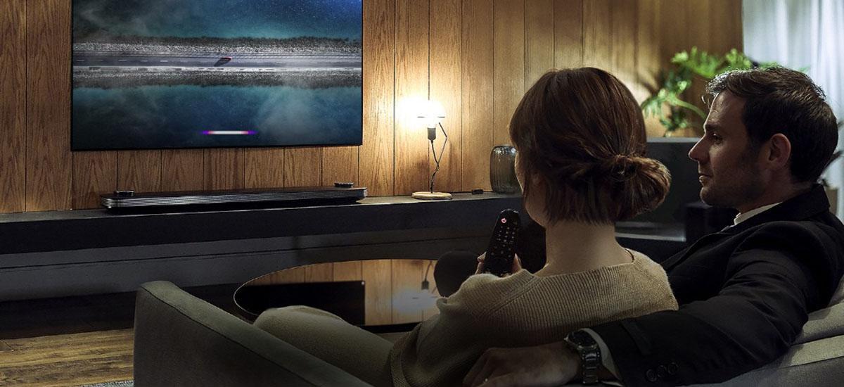 Zinemagileak hobetzen dituzten telebistak.  LG adimen artifiziala du ardatz
