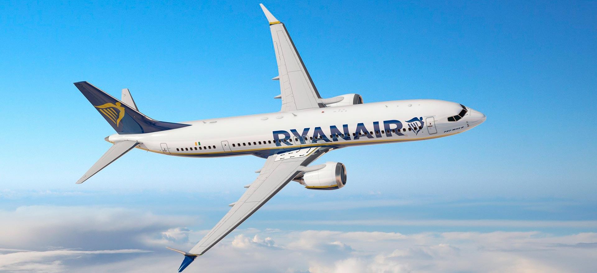 Ryanair-ek Boeing 737 Max izena 737-8200-ra aldatu zuen.  Zer kontatzen da ez dugula lortzen?