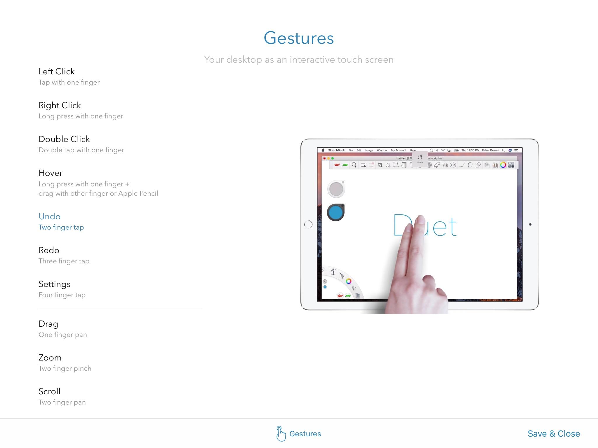 iPad bigarren MacBook pantaila gisa?  Hilabeteak daramatzat iPadOS gabe.  Behar duzun guztia Duet aplikazio bikaina da 2