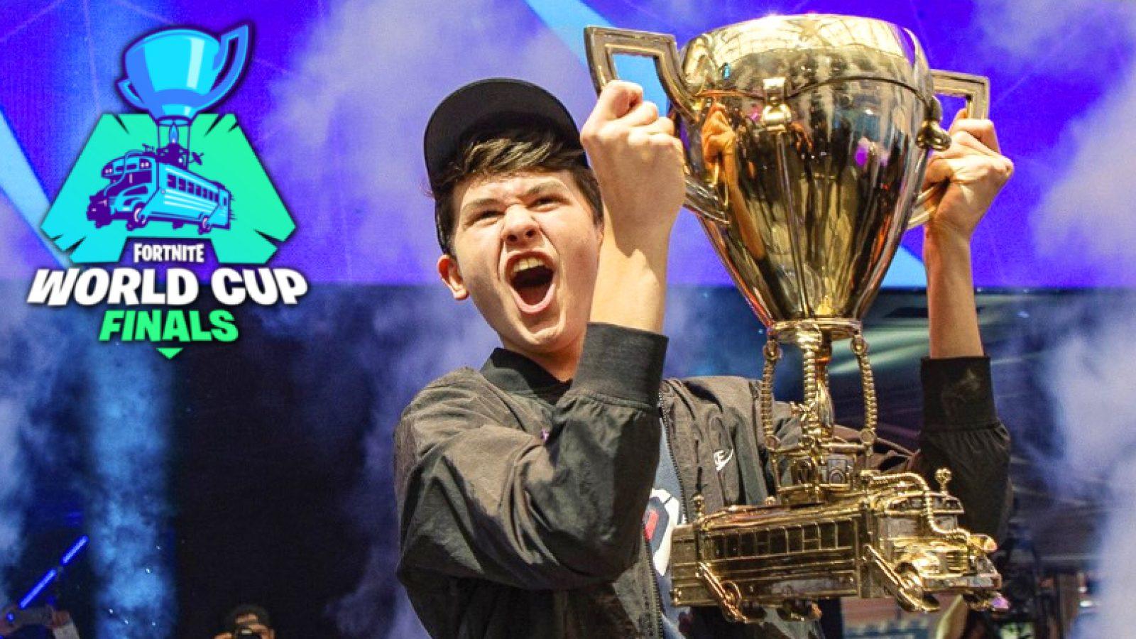 16 urteko nerabe Fortnite Munduko Kopan 3 milioi bat dolar irabazi zituen!