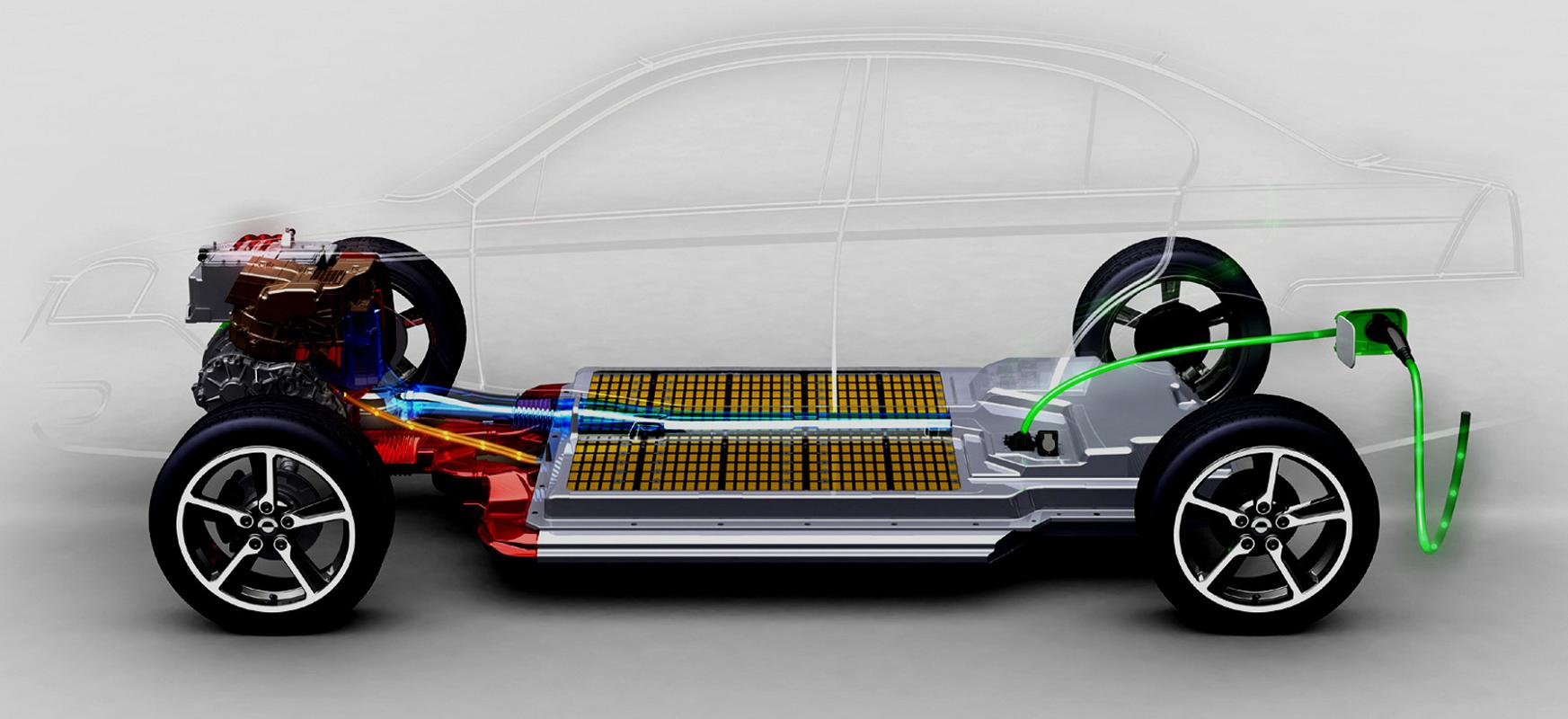 2 milioi bat kilometro edo 16 urte - Txinako auto elektrikoen bateria berriek denbora luzez funtzionatzea espero da