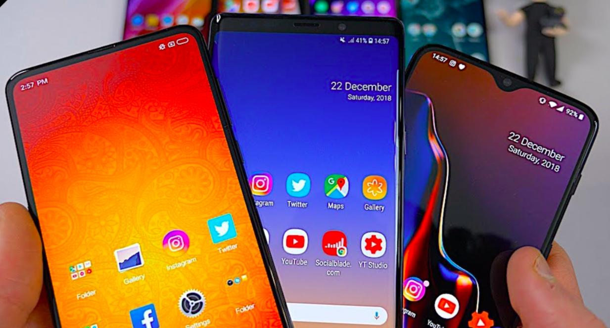2000 TL azpian dauden smartphone onenak - 2019ko martxoan