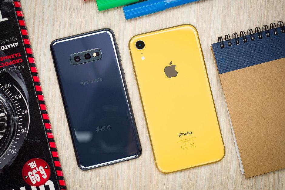 2000 apiriletik beherako smartphone onenak 2019ko apirilean