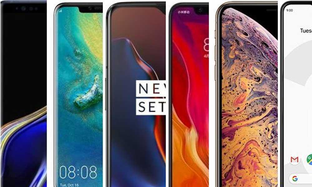 2000 eka baino gutxiagoko smartphone onenak 2019ko ekainean