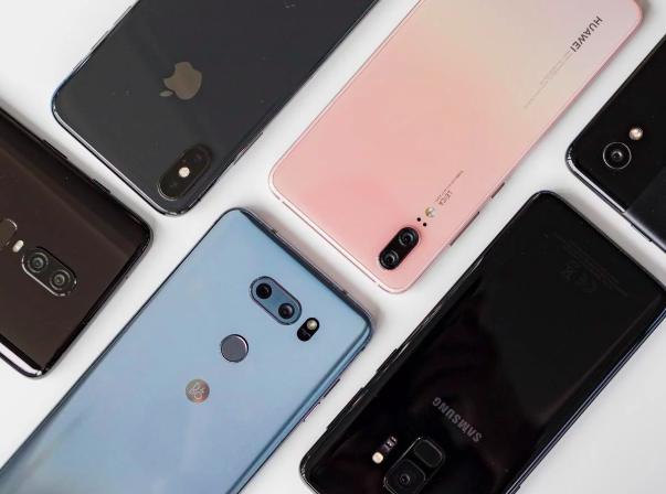 2018ko segmentuko smartphone onenak