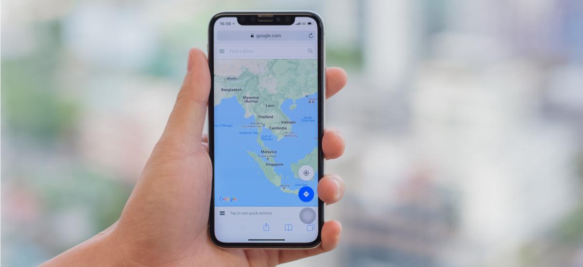 22 urteren ondoren, Google Maps-en falta zen pertsona bat aurkitu zuten.  Ez da lehenengo kasua
