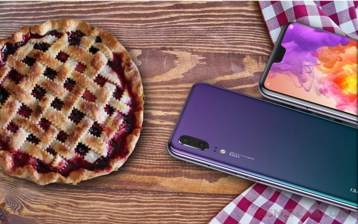 3 Huawei ereduak Android Pie eguneratze gehiago lortuko du