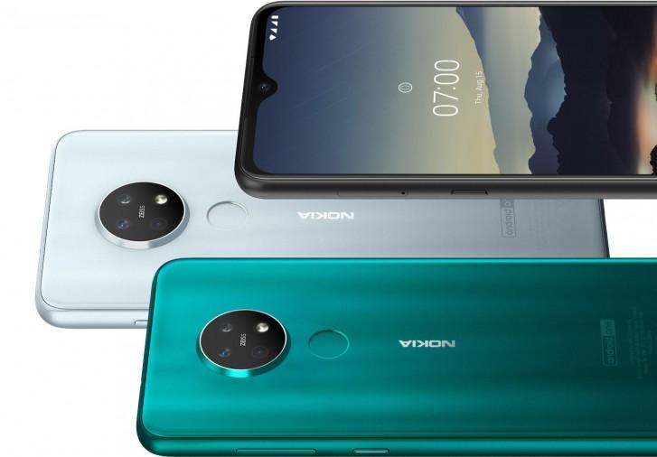 3 Nokia kamerarekin 7.2 Sartu zen!  Hemen dituzu ezaugarriak!
