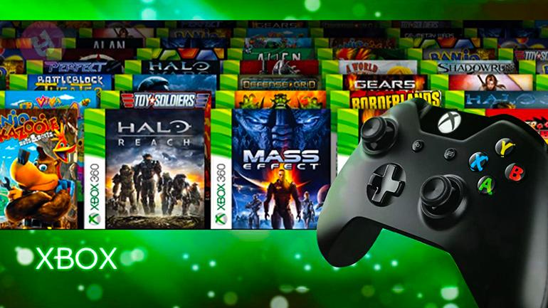 3 joko bat Xbox One atzeraerako bateragarritasun sistemari gehitu da