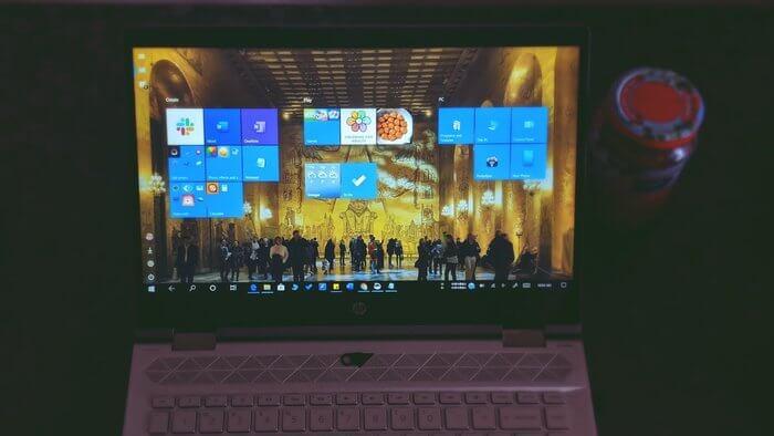 5 Modu hasierako arazo bat konpondu behar da pantaila osoan modu moduan itsatsita Windows 10