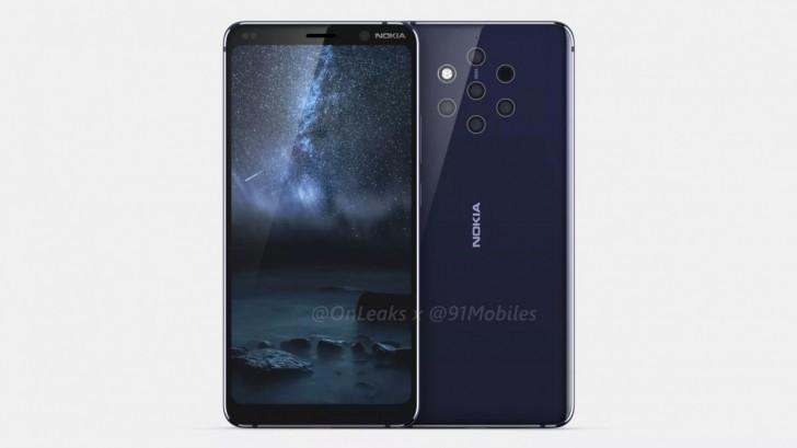 5 Nokia kamerarekin 9 noiz sartuko da?  Hona hemen erantzuna