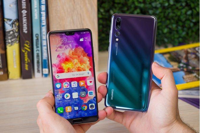 5G laguntzarekin dago Huawei lehen telefonoa