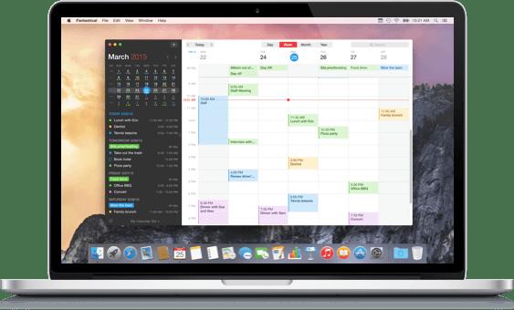 9 Egutegiko Mac aplikazio onenak 2020an produktibo egon daitezen