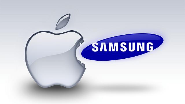 AEBetako smartphone merkatua erabat nagusi zen Apple eta Samsung