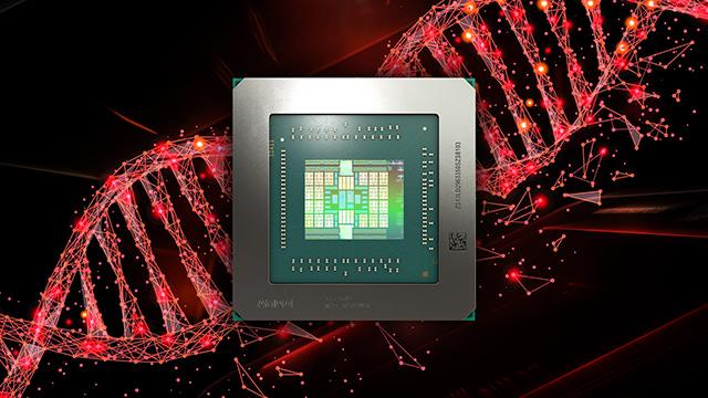 AMD RDNA - hurrengo Radeon Navi-ren arkitektura mikroskopioaren azpian