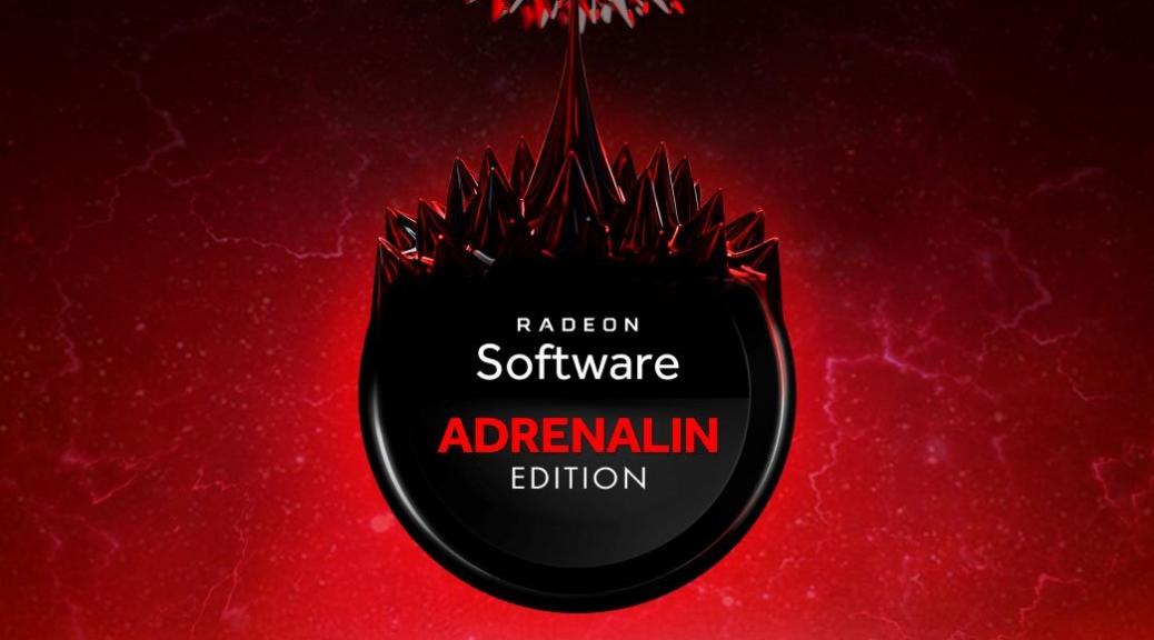 AMD Radeon Software Adrenalin 2019 Edition 19.1.2