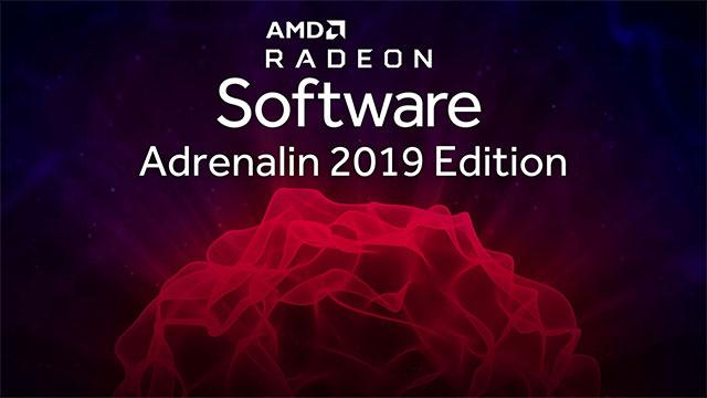 AMD Radeon Software Adrenalin 2019 Edition 19/11.3 - deskargatu Radeon txarteletarako kontrolatzaile berriak