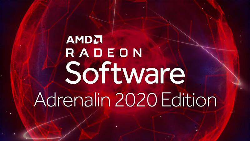 AMD Radeon Software Adrenalin 2020 Edition 19.12.2 WHQL: deskargatzeko eskuragarri dauden gidari berriak