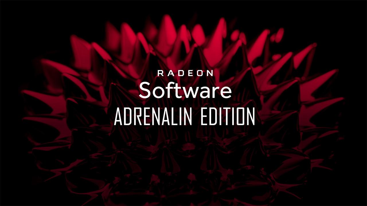 AMD Radeon Software Adrenalin 2020 Edition 20.5.1 - adabaki zerrenda luzea duten gidariak