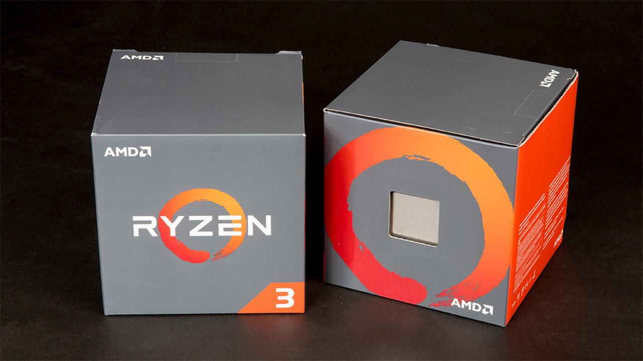 AMD Ryzen 3 1200 AF - prozesadorearen bertsio berriari buruzko lehen informazioa