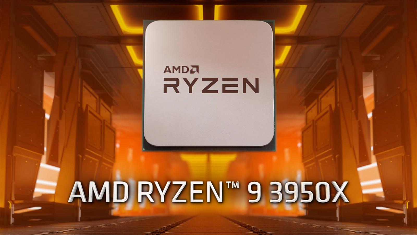 AMD Ryzen 9 3950X lehen dendan aurkitu da