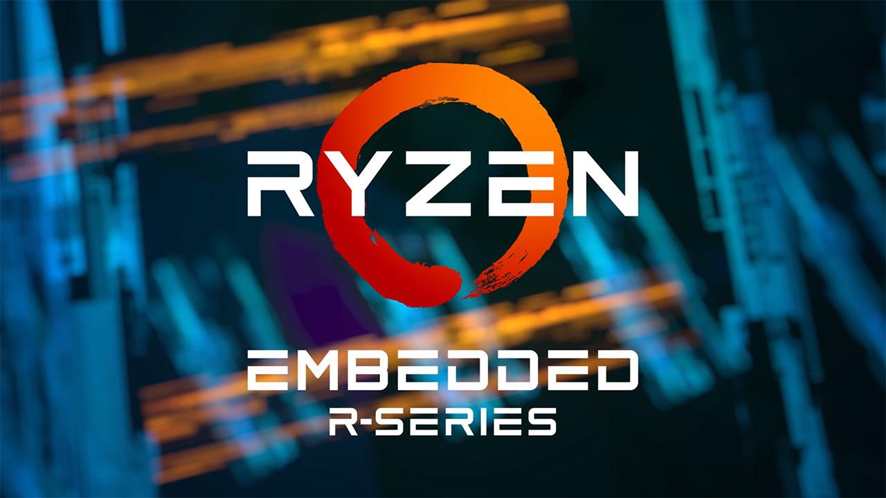 AMD Ryzen Embedded R1305G eta R1102G ofizialki aurkeztu dira.  Txertatutako gailuentzako txip berriak aurkeztea