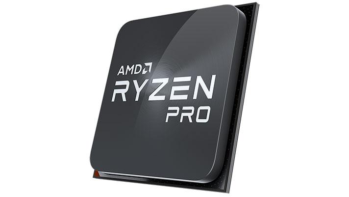 AMD Ryzen PRO 3000 - bezero korporatiboentzako prozesadore berriak ari dira merkatuan