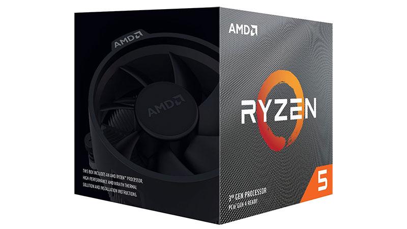 AMD Ryzen 5 3500X eta Ryzen 5 3500 - sei nukleotako prozesadore berriak etorriko dira