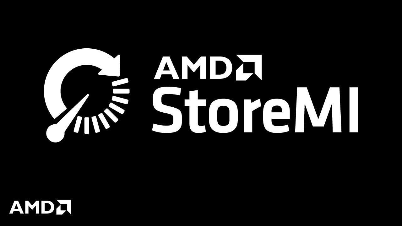 AMD StoreMI ez da gehiago onartzen