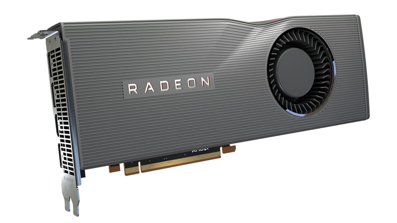 AMD azkenekoan 7 urteak 550 milioi sistema grafiko baino gehiago merkatuan aurkeztu zituen