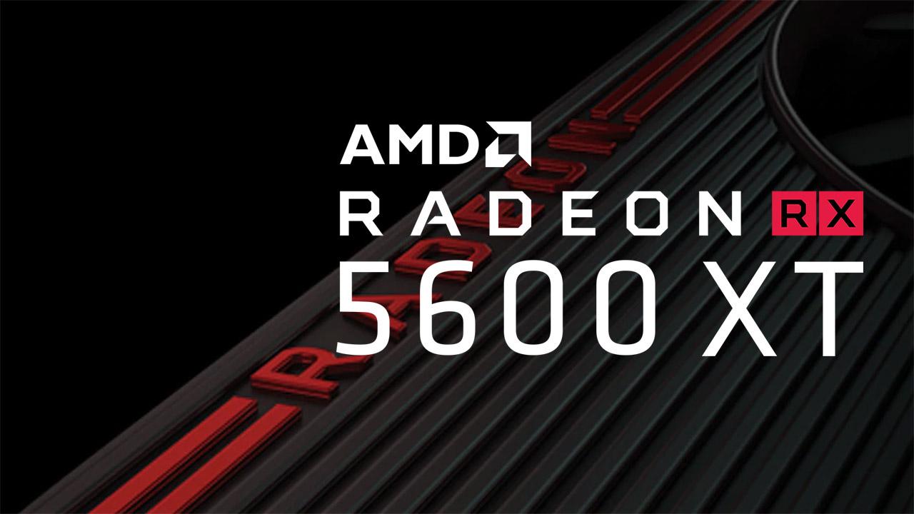 AMD-k Radeon RX 5600 XT bios eguneratzea bultzatzen du memoria erlojuaren abiadura handiagoa lortzeko