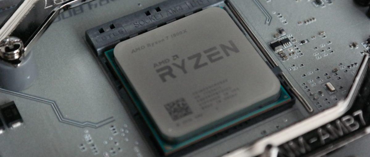 AMD prozesadoreak Take A Way segurtasun zuloarekin.  Arazo larria den ala ez eztabaida dago
