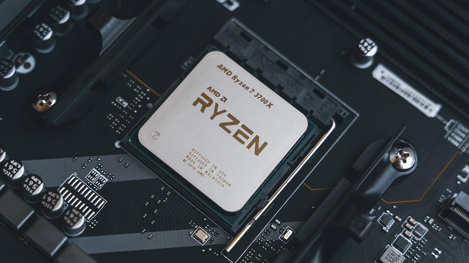 AMDk CPUko merkatuaren kuota eskuratu zuen 2019ko laugarren hiruhilekoan