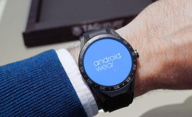 Adimen artifizialean oinarritutako patentea lortu du Google Wear OS-entzat