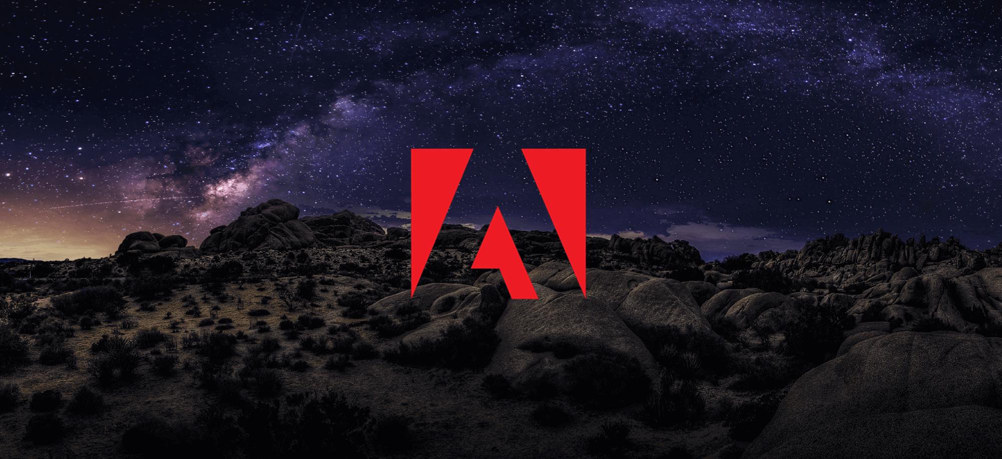 Adobe Android iragarkiak erabiltzen hasi da Android erabiltzaileentzat.  Hori ez da txantxa